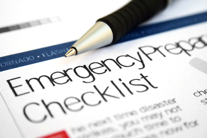 Angelic Health Blog - Tips for the home-bound in a weather emergency